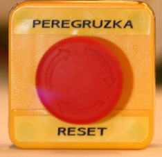 Russian reset button recalled by manufacturer.
