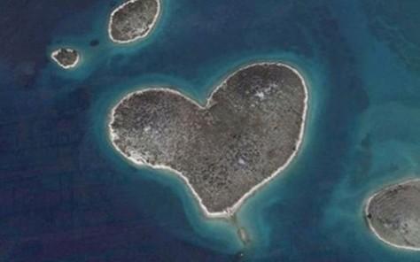 Island love.