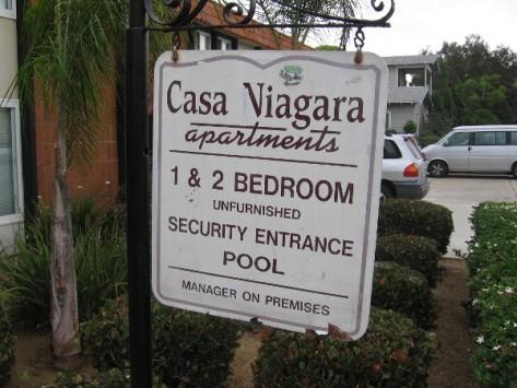 Bedrooms are seldom vacant at the Casa Viagara.