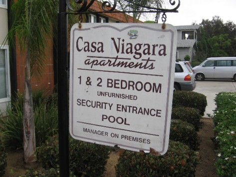 Bedrooms are seldom vacant at the Casa Viagara.